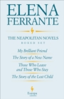 The Neapolitan Novels by Elena Ferrante Boxed Set - eBook