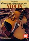 Classical Repertoire for Violin Volume One - eBook