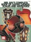 Complete Book of Guitar Chords, Scales, and Arpeggios - eBook
