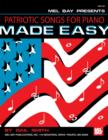 Patriotic Songs for Piano Made Easy - eBook