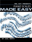Piano Scales Made Easy - eBook