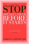 Stop Breast Cancer Before it Starts - eBook