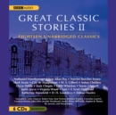 Great Classic Stories II - eAudiobook