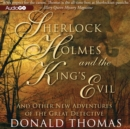 Sherlock Holmes and the King's Evil - eAudiobook