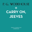 Carry On, Jeeves - eAudiobook