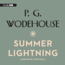 Summer Lightning - eAudiobook