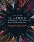 The Handbook of Research Synthesis and Meta-Analysis - eBook