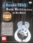Backup Trax : Basic Blues for Guitar - eBook