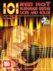 101 Red Hot Bluegrass Guitar Licks - eBook