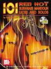 101 Red Hot Bluegrass Mandolin Licks & Solos - eBook