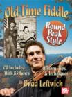 Old-Time Fiddle Round Peak Style - eBook