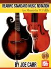 Reading Standard Music Notation for Mandolin & Fiddle - eBook