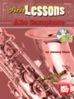 First Lessons Alto Saxophone - eBook