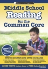 Middle School Reading for the Common Core - eBook