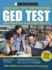 GED Test Mathematical Reasoning Review - eBook