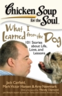 Chicken Soup for the Soul: What I Learned from the Dog : 101 Stories about Life, Love, and Lessons - eBook
