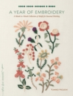 A Year of Embroidery : A Month-to-Month Collection of Motifs for Seasonal Stitching - Book
