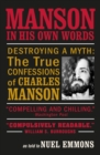 Manson in His Own Words - Book