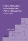 Matrix Methods in Data Mining and Pattern Recognition - Book
