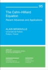 The Cahn-Hilliard Equation : Recent Advances and Applications - Book