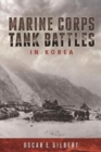 Marine Corps Tank Battles in Korea - Book