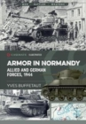 Allied Armor in Normandy - Book