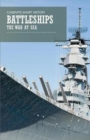 Battleships : The War at Sea - Book
