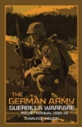 The German Army Guerrilla Warfare Pocket Manual 1939-45 - Book