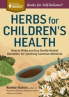 Herbs for Children's Health - Book