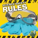 Science Safety Rules - eBook