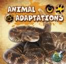 Animal Adaptations - eBook