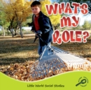 What's My Role? - eBook
