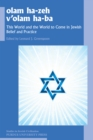 olam he-zeh v'olam ha-ba : This World and the World to Come in Jewish Belief and Practice - eBook