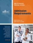 Veterinary Medical School Admission Requirements (VMSAR) : 2018 Edition for 2019 Matriculation - eBook