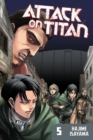 Attack On Titan 5 - Book