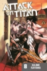 Attack On Titan 8 - Book
