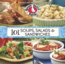 101 Soups, Salads & Sandwiches - eBook