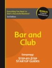 Bar and Club : Step-by-Step Startup Guide - eBook