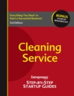 Cleaning Business : Step-by-Step Startup Guide - eBook