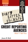 Dirty Little Secrets : What the Credit Reporting Agencies Won't Tell You - eBook