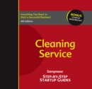 Cleaning Service : Step-by-Step Startup Guide - eBook