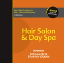 Hair Salon and Day Spa : Step-by-Step Startup Guide - eBook