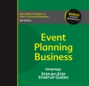 Event Planning Business : Step-by-Step Startup Guide - eBook