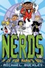 NERDS : Book Two: M Is for Mama's Boy - eBook