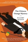 The Chinese Orange Mystery - Book