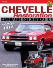 Chevelle Restoration and Authenticity 1970-1972 - Book