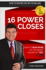 "16 Power Closes : How to Hear More of the Sweet Sound of ""YES"" - eBook"