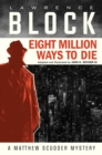 Eight Million Ways To Die (Graphic Novel) - Book