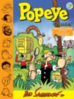Popeye Classics King Blozo's Problem And More! - Book