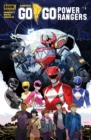 Saban's Go Go Power Rangers #1 - eBook